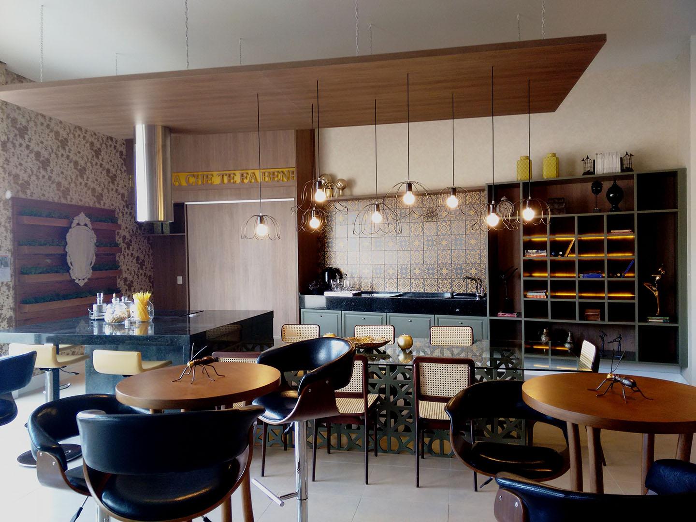 Cozinha Gourmet Loja Fabrilis Jundia Sutti Arquitetura